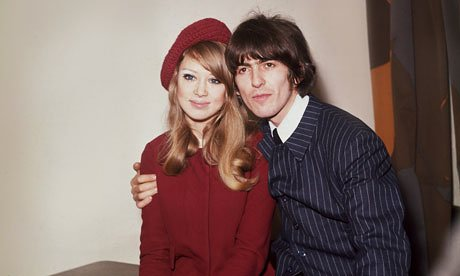 2 George Harrison And Pattie Boyd Photographsphotosimages
