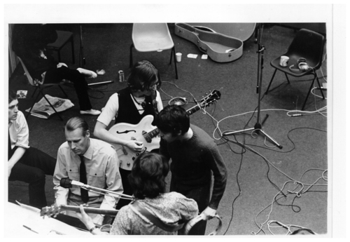 George Martin and Beatles Photo Gallery – The Beatles