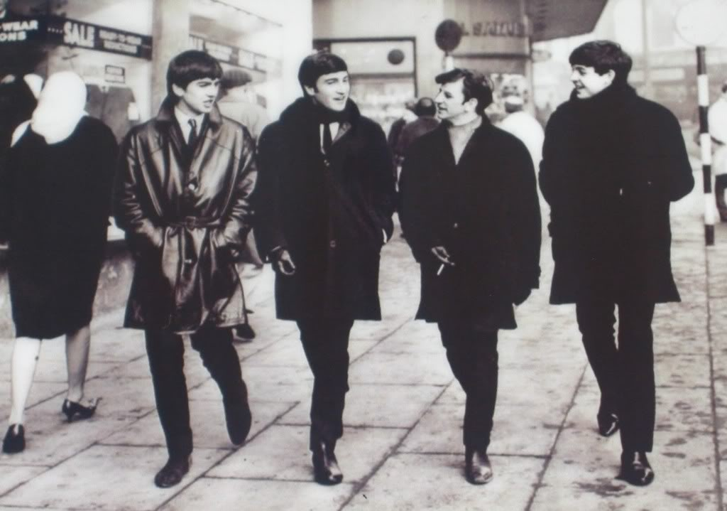 a history of the beatles Dressed in happi coats often worn by japanese workmen the beatles arrive in   happi arrival in japan: the beatles leave the plane wearing traditional happi.
