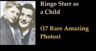 Ringo Starr Teenager