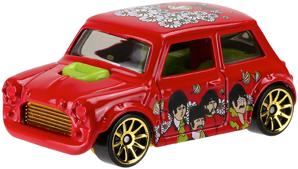 Car Covers Target >> Beatles Hot Wheels 50th Anniversary Collection – The Beatles