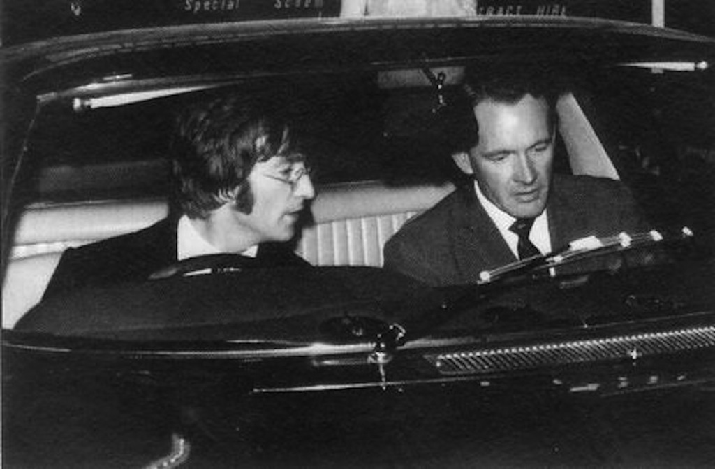 When Is A Car Totaled >> 11 things you might not know about John Lennon – Page 2 – The Beatles