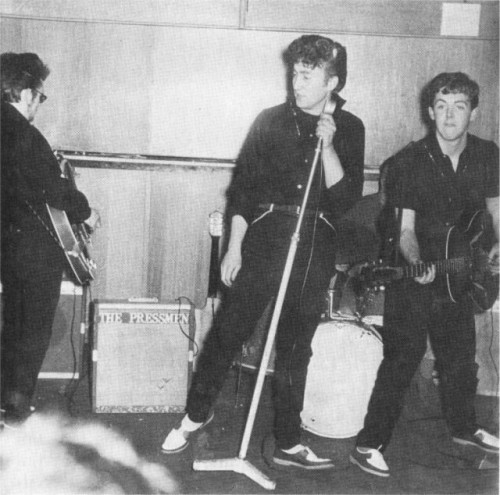 The Two Were Extremely Awed With Each Other As John Reviewed I Dug Him So Much Requested That Paul Join His Juvenile Band Following Day