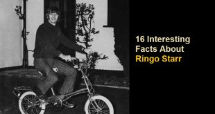 16 Interesting Facts About Ringo Starr
