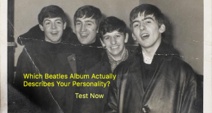 Which Beatles Album Actually Describes Your Personality?