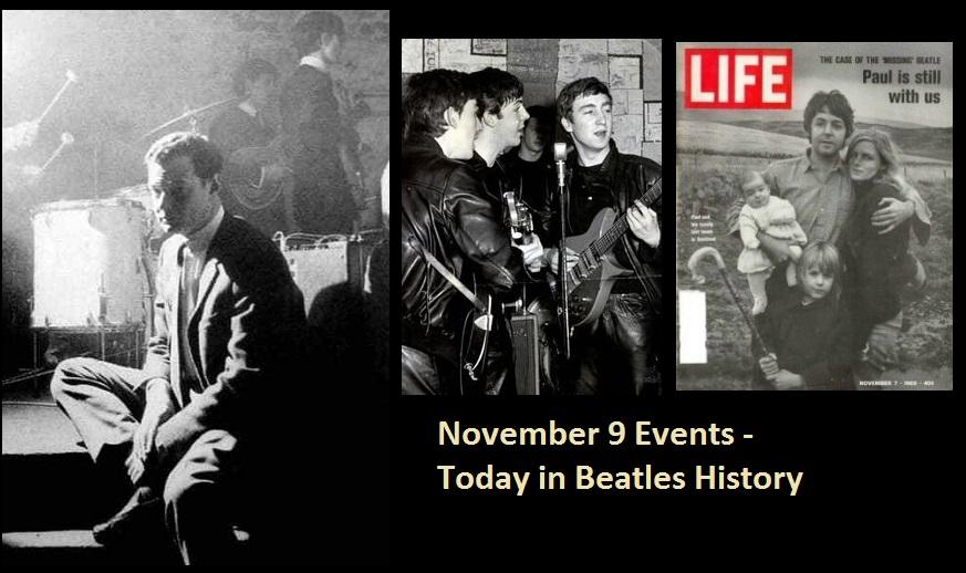 november 9 events