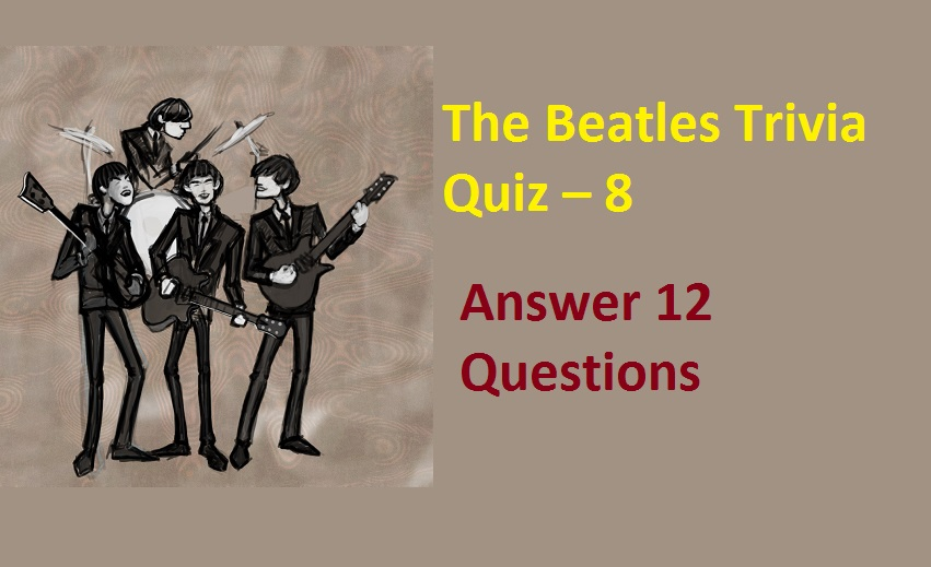 beatles exam 2 Sir james paul mccartney ch mbe (born 18 june 1942) is an english singer-songwriter, multi-instrumentalist, and composer he gained worldwide fame as the bass guitarist and singer for the rock band the beatles , widely considered the most popular and influential group in the history of pop music .