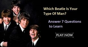 Which Beatle Is Your Type Of Man?