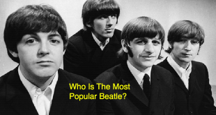 Who Is The Most Popular Beatle