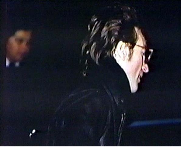 Last Photos Of John Lennon December 8 1980