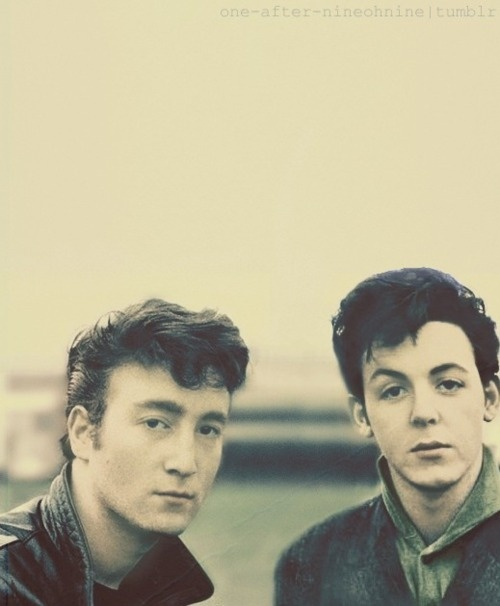 John Lennon And Paul McCartney Photophotographimagepicture