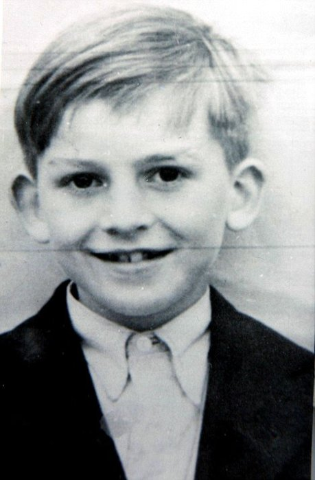 A Very Young George Harrison