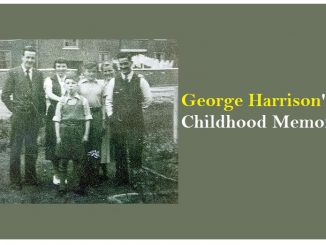 George Harrison's Childhood Memories